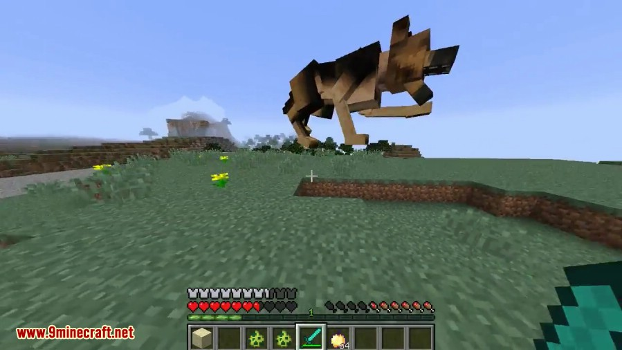 Animalium Mod 10