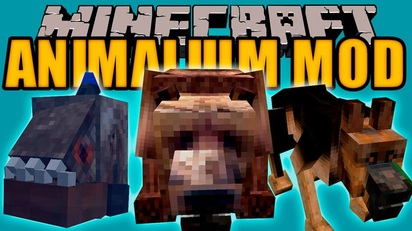 Animalium Mod 1.12.2/1.11.2 Download