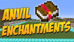 Anvil Enchantments Mod