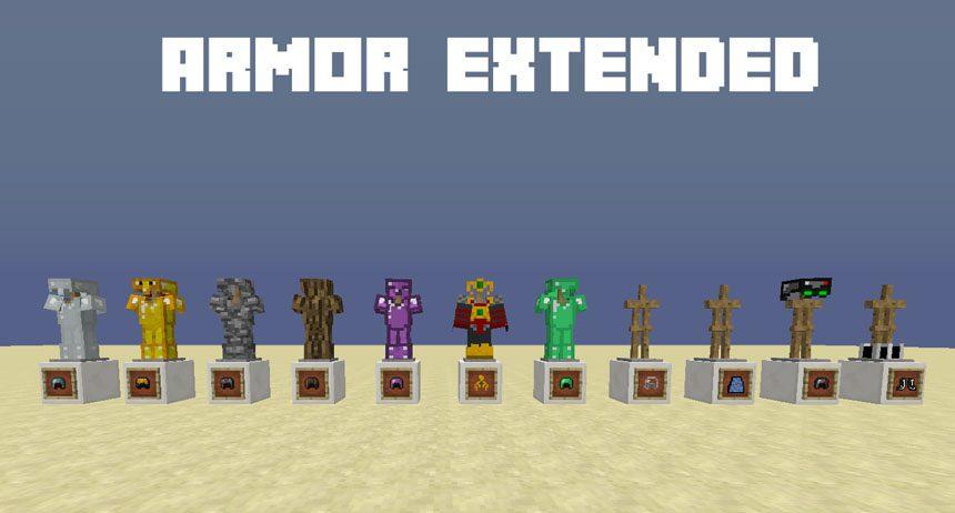 Armor Extended Mod