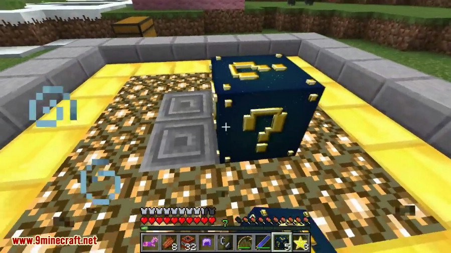 Astral Lucky Block Mod 5