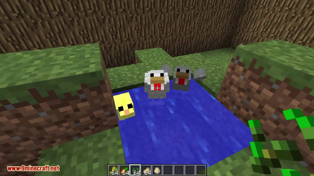 Baby Animals Model Swapper, Squickens Mod Screenshots 3