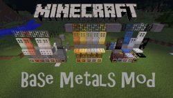Base Metals Mod