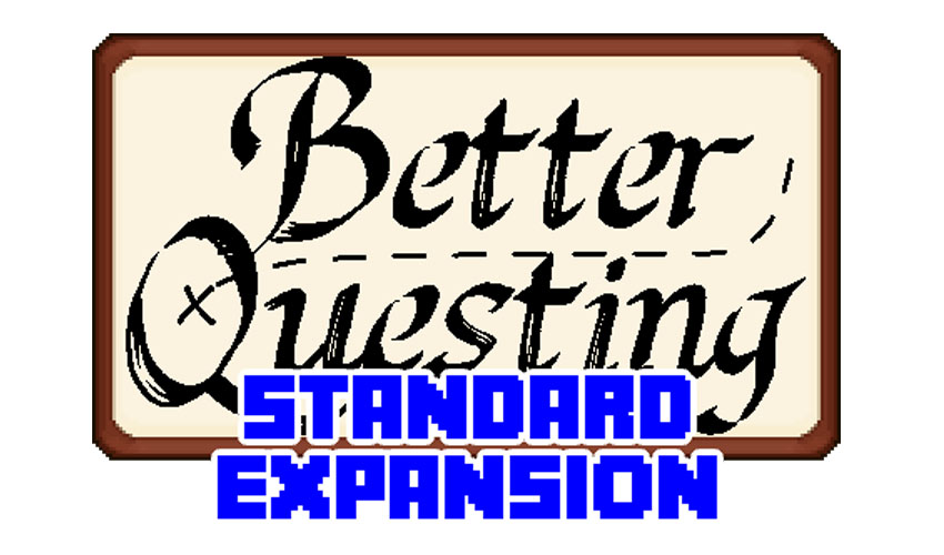 Better Questing: Standard Expansion Mod 1.12.2/1.11.2 Download