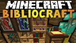 BiblioCraft Mod