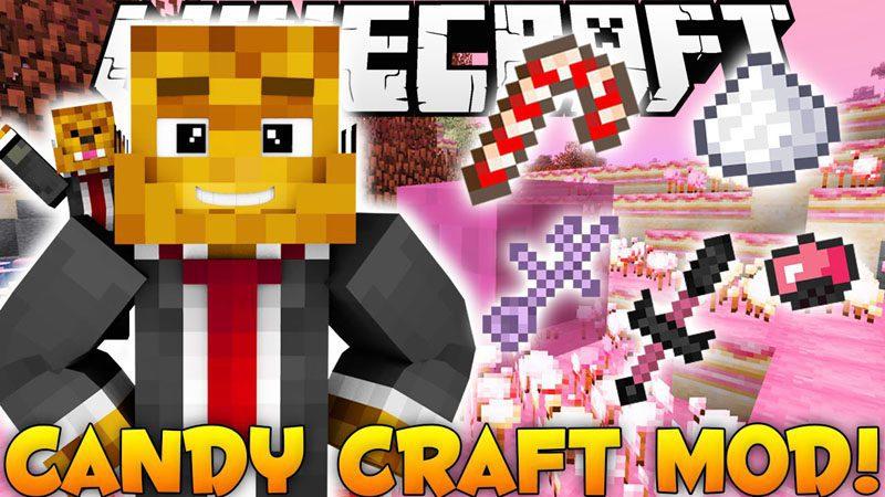 CandyCraft Mod 1.8.9/1.7.10
