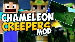 Chameleon Creepers Mod
