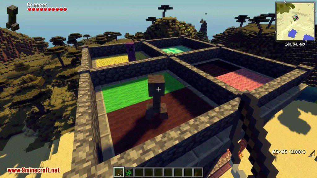 Chameleon Creepers Mod Screenshots 2