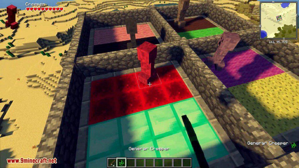 Chameleon Creepers Mod Screenshots 3