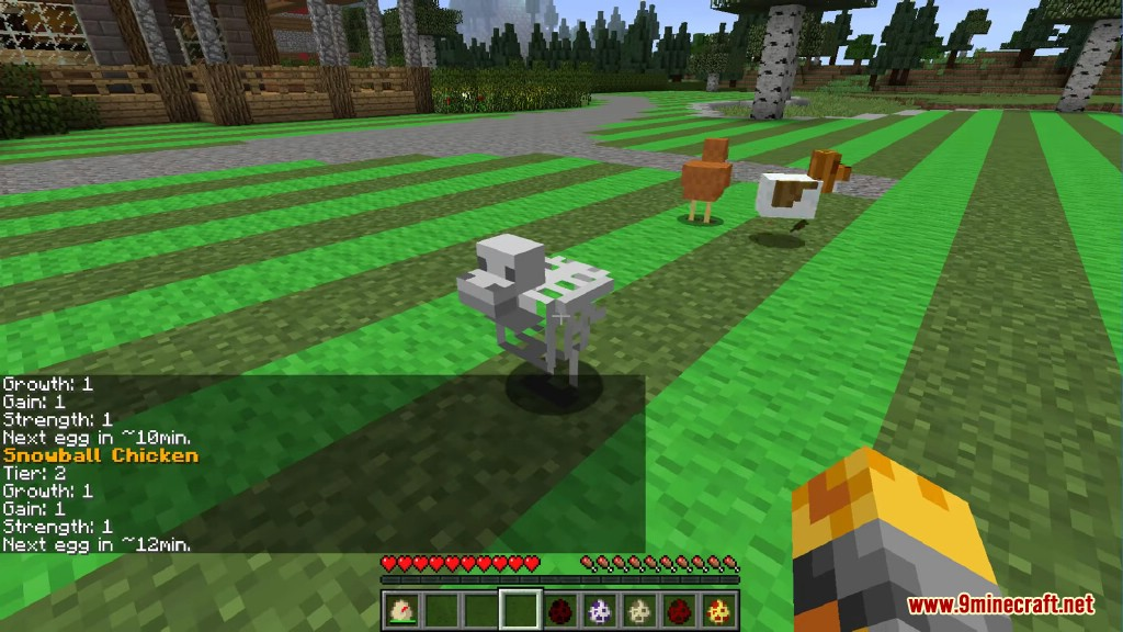 Chickens Mod Screenshots 13