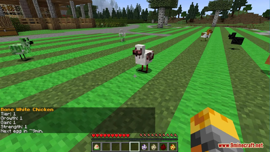 Chickens Mod Screenshots 14