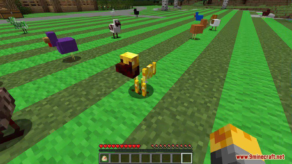 Chickens Mod Screenshots 15