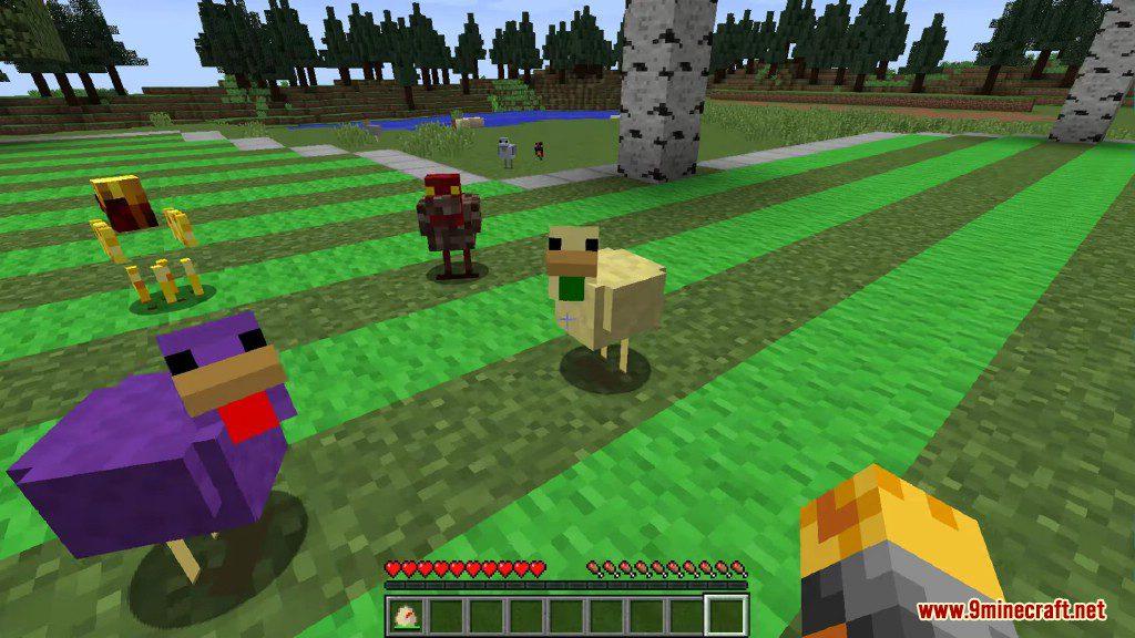 Chickens Mod Screenshots 16
