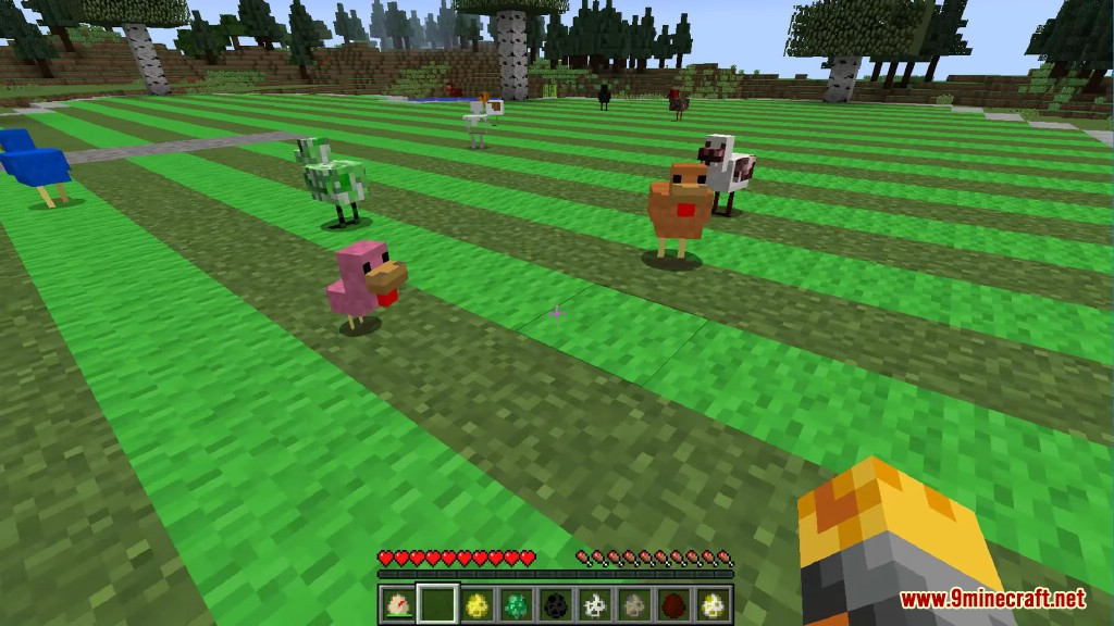 Chickens Mod Screenshots 17