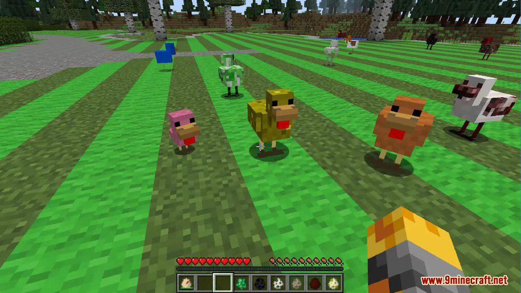 Chickens Mod Screenshots 18