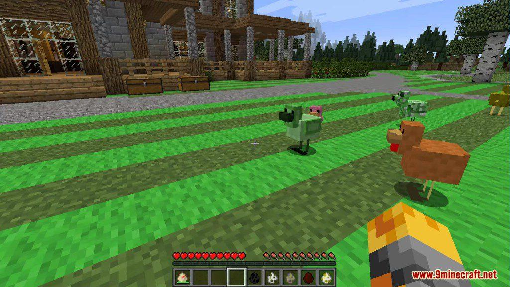 Chickens Mod Screenshots 19