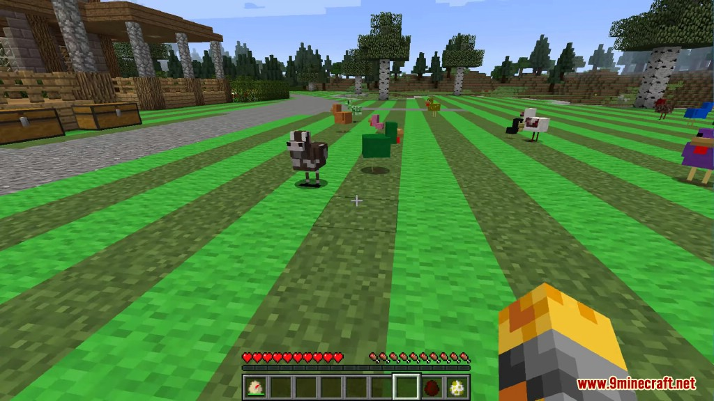 Chickens Mod Screenshots 22