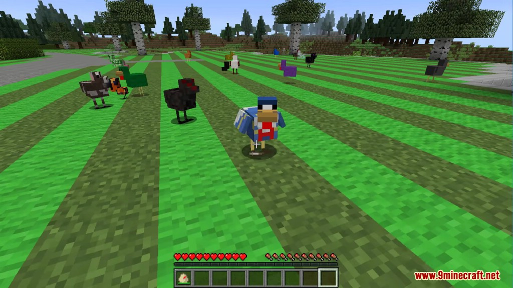 Chickens Mod Screenshots 24