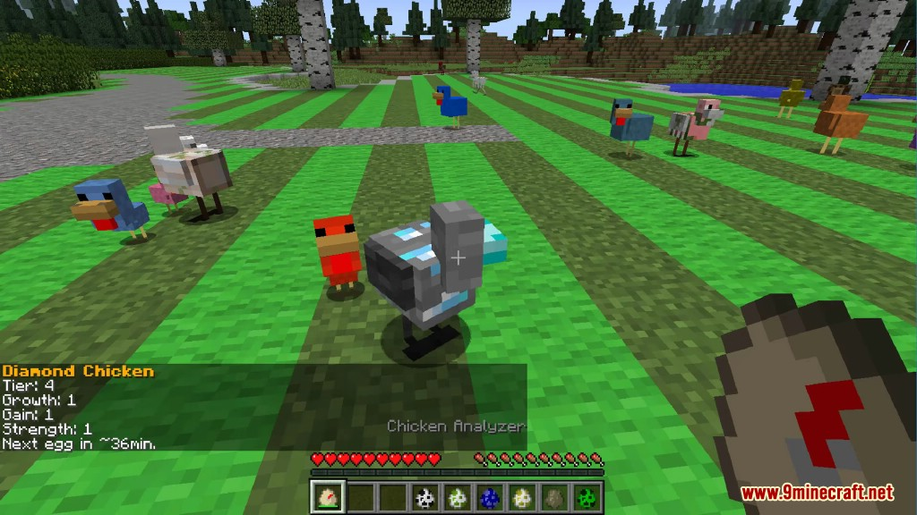 Chickens Mod Screenshots 28