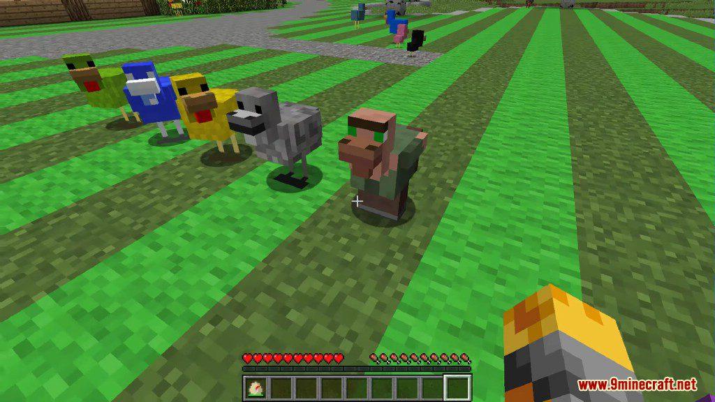 Chickens Mod Screenshots 29