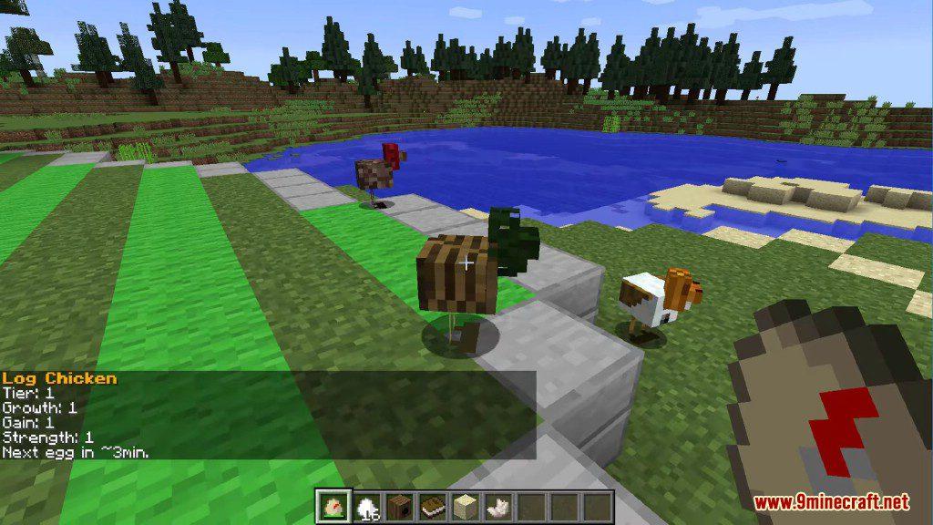 Chickens Mod Screenshots 33