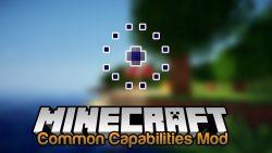 Common Capabilities Mod
