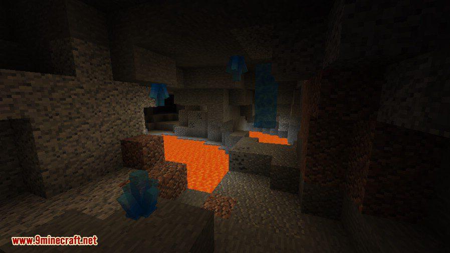 Crystal Caves Mod 1