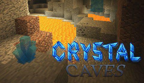 Crystal Caves Mod