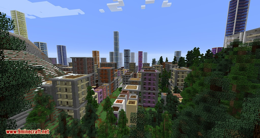Dooglamoo Cities Mod Screenshots 2