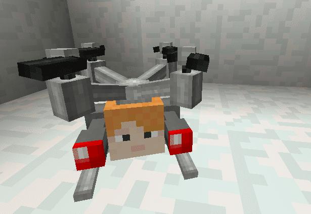 Drones Mod 3