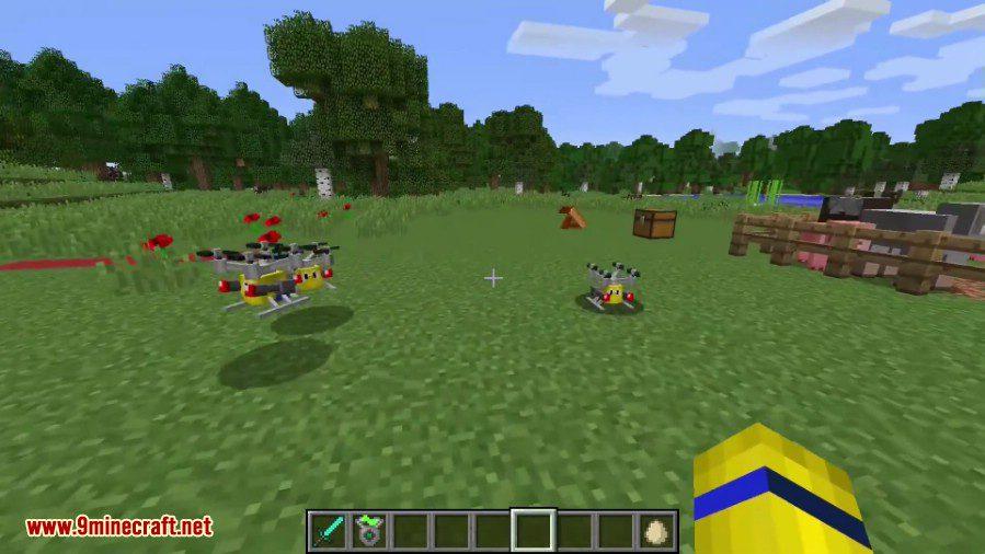 Drones Mod Screenshots 3