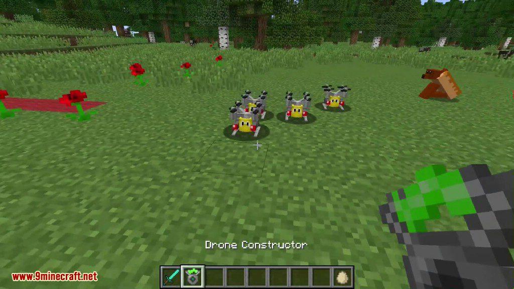 Drones Mod Screenshots 5
