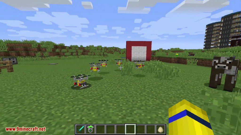 Drones Mod Screenshots 6