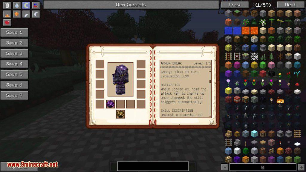 Dynamic Sword Skills Mod Screenshots 8