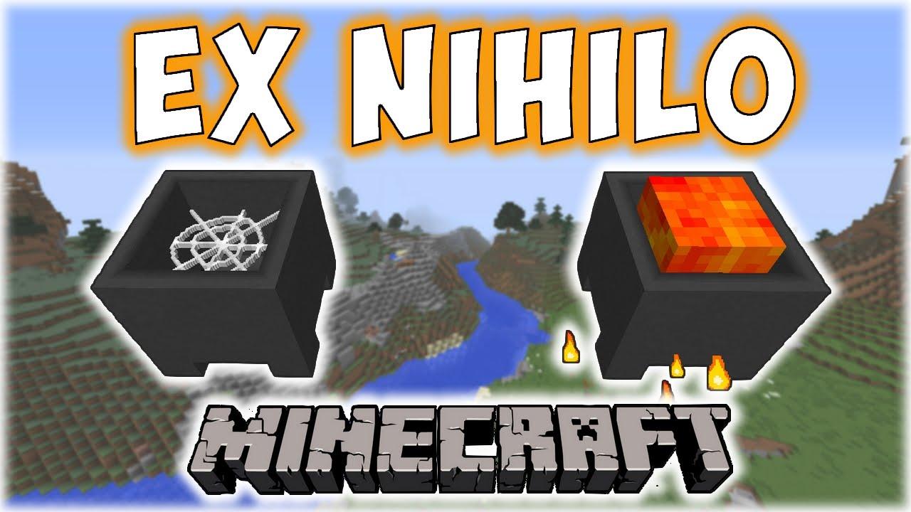 Ex Nihilo Adscensio Mod Logo