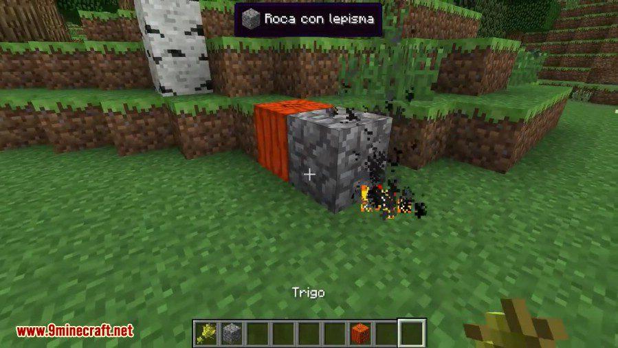 Fire Pumpkin Mod 2