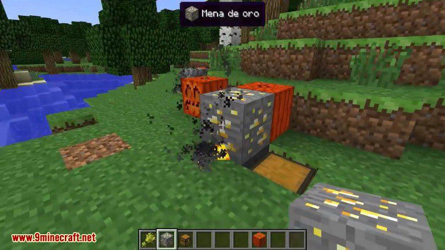 Fire Pumpkin Mod 3