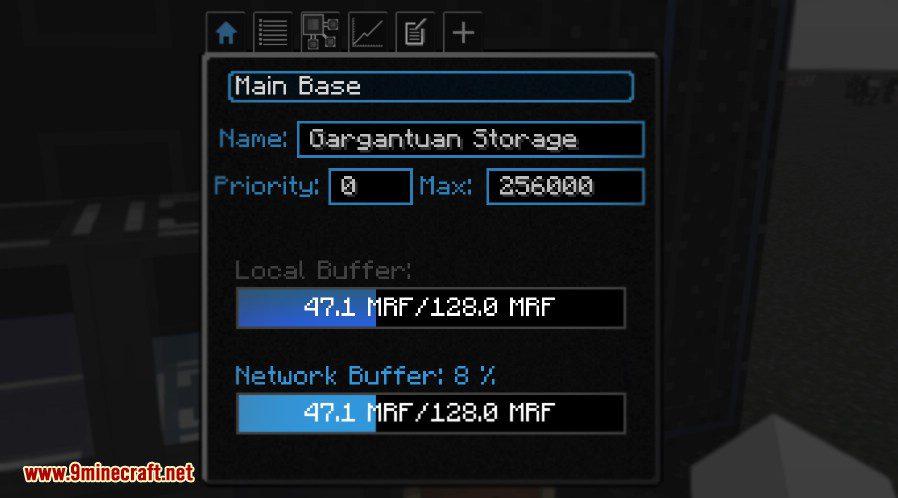 Flux Networks Mod 2