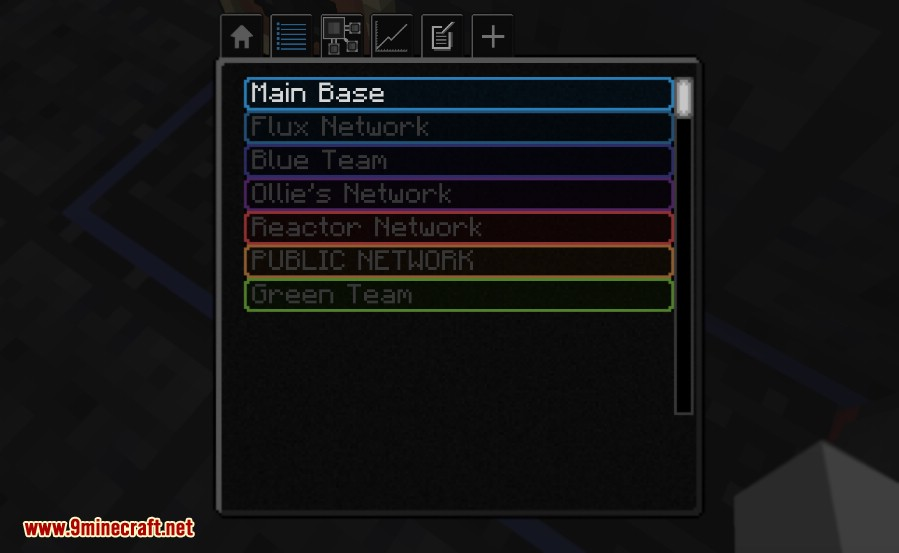 Flux Networks Mod 4
