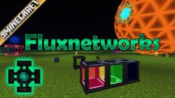 Flux Networks Mod Logo