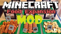Food Expansion Mod
