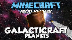 Galacticraft Planets Mod