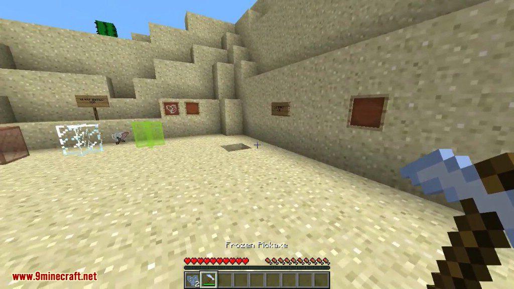 Ice Shards Mod Screenshots 5