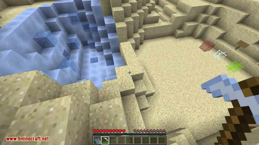 Ice Shards Mod Screenshots 6