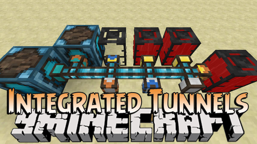 Integrated Tunnels Mod Logo