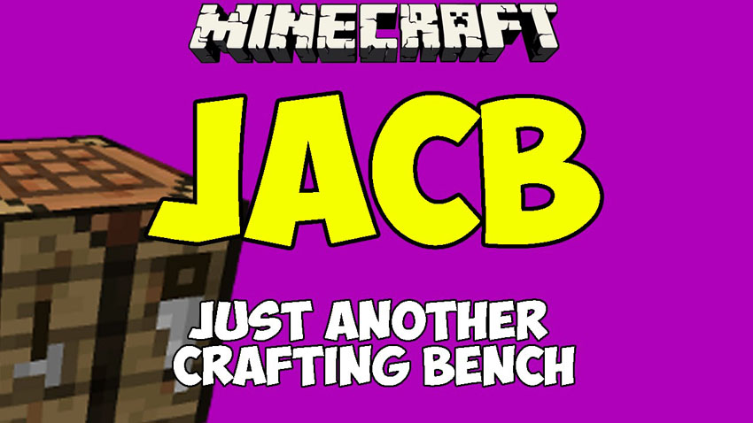 Just Another Crafting Bench Mod