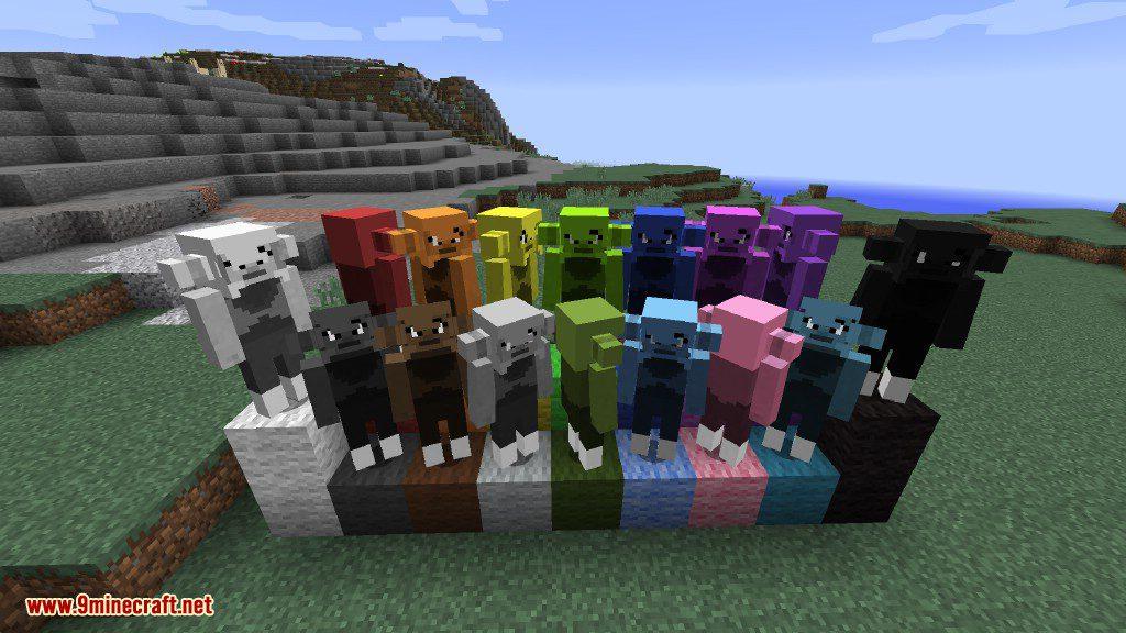 KAGIC Mod Kindergartens And Gems MinecraftNet - Skins para minecraft pe steven universe