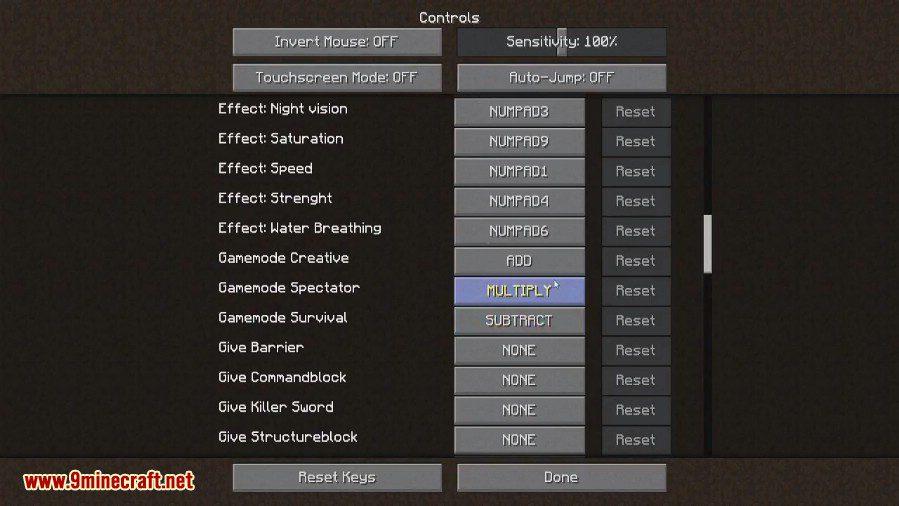 KeyEffects Mod 2