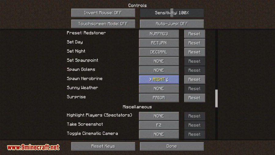 KeyEffects Mod 3