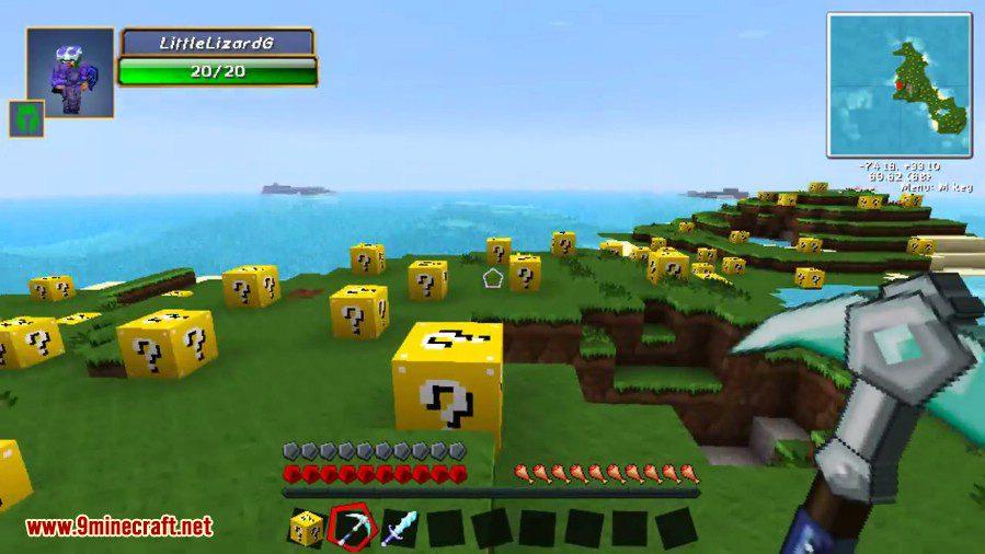 Lucky Block Mod Screenshots 1